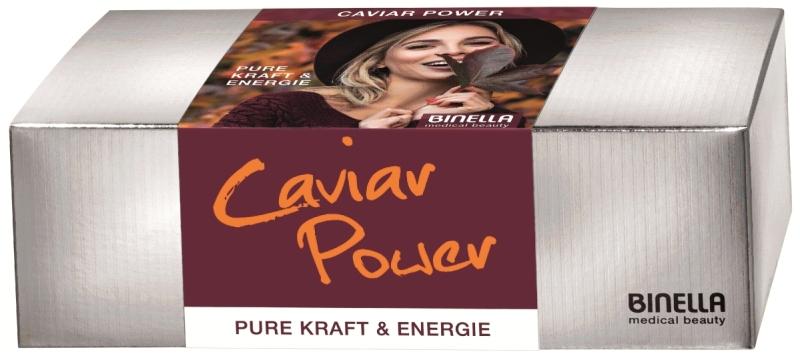 BINELLA dermaGetic Caviar-Power Pflege-Set