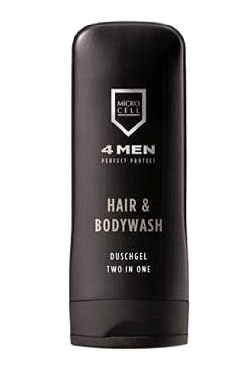MICRO CELL 4 Men Hair & Bodywash Duschgel