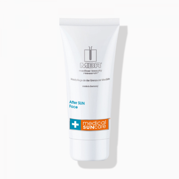 MBR medical beauty research SunCare After Sun Face