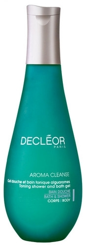 Decléor Gel douche et bain tonique alguaromes 400 ml