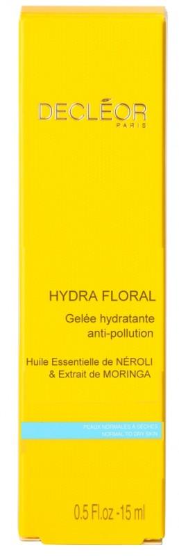 Decléor Hydra Floral hydrating gel Reisegröße