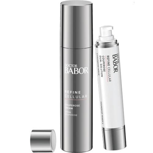 BABOR Refine Cellular Couperose Duo Cream & Dual Solution