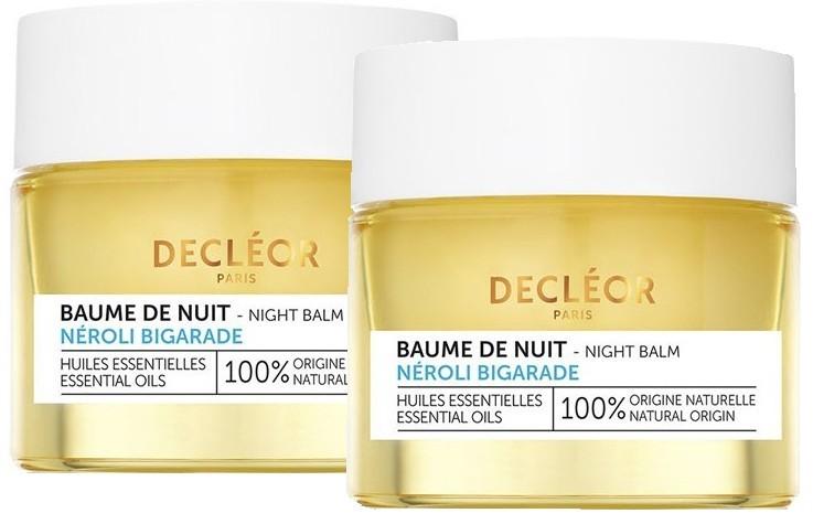 Decléor Baume de Nuit Néroli Bigarade - Night Balm 2 x 15 ml
