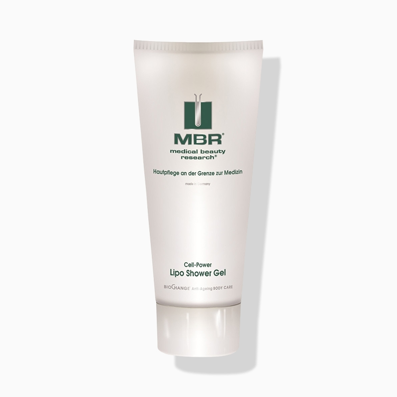 MBR medical beauty research Cell-Power Lipo Shower Gel