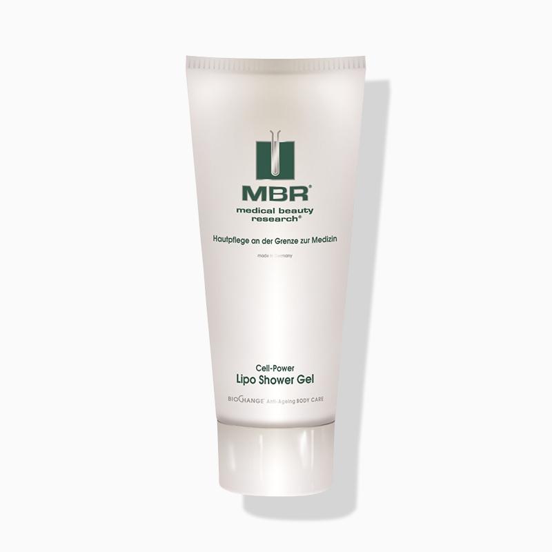 MBR medical BioChange Anti-Ageing Body Lipo Shower Gel