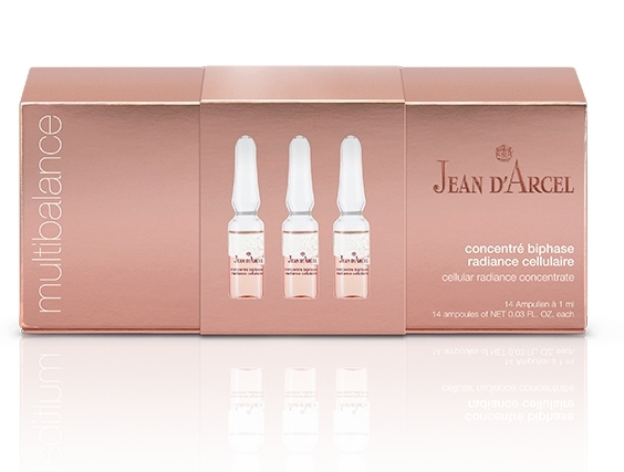 Jean d´Arcel multibalance concentré biphase radiance cellulaire