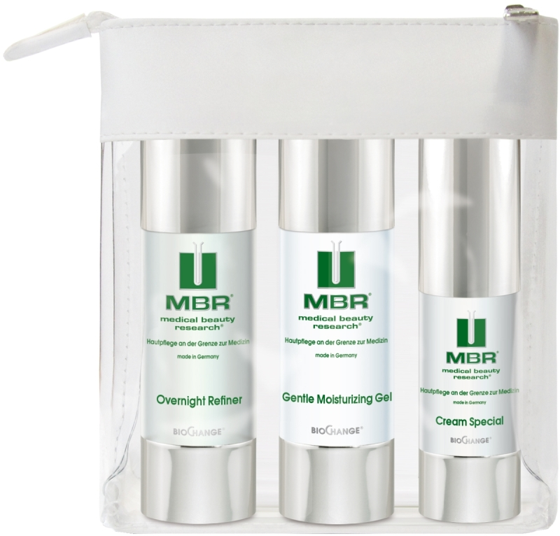 MBR medical beauty research BioChange Pflege-Set