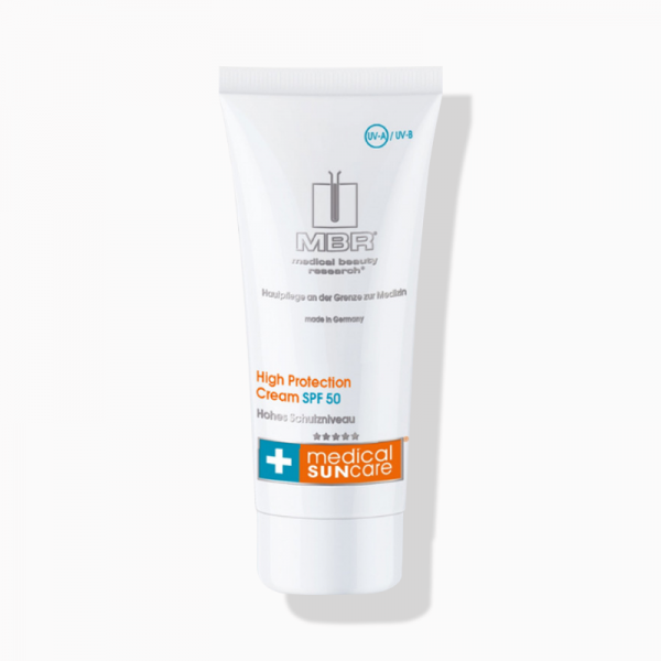 MBR medical beauty research SunCare High Protection Face Cream SPF 50