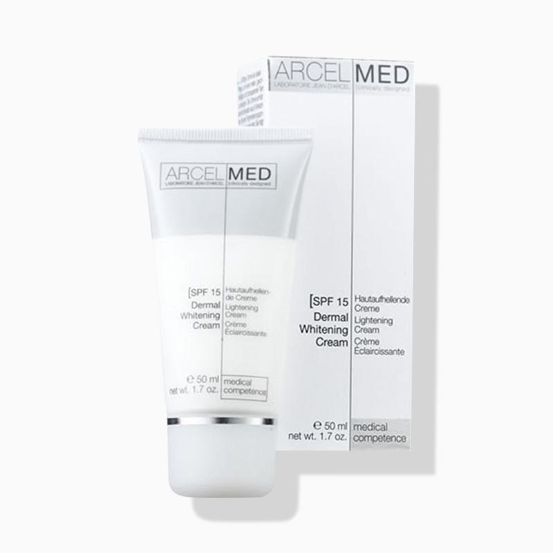 Jean d´Arcel Arcelmed Dermal Whitening Cream SPF 15