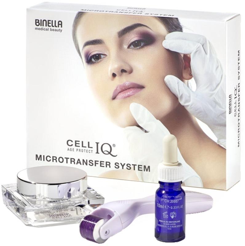 BINELLA Cell IQ Age Protect Microtransfer-Set