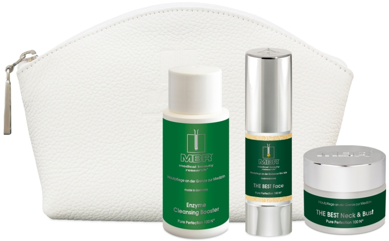 MBR medical beauty research THE BEST Pflege-Set