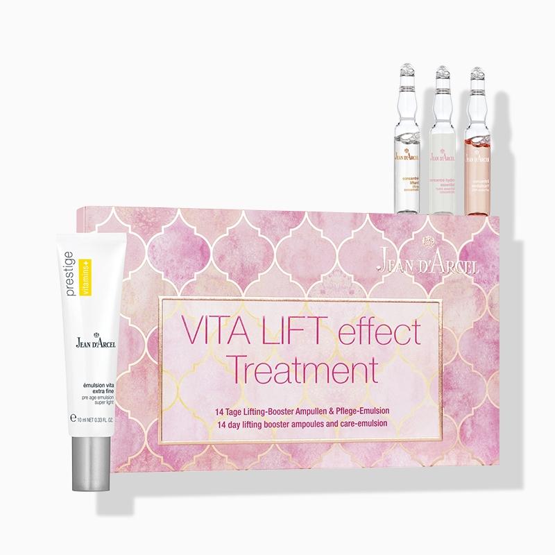 Jean d´Arcel VITA LIFT effect Treatment