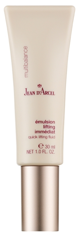 Jean d´Arcel emulsion lifting immédiat MULTIBALANCE