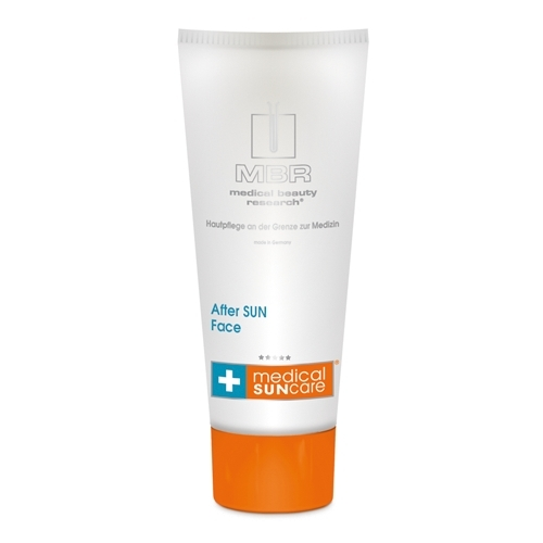 MBR medical SunCare After Sun Face