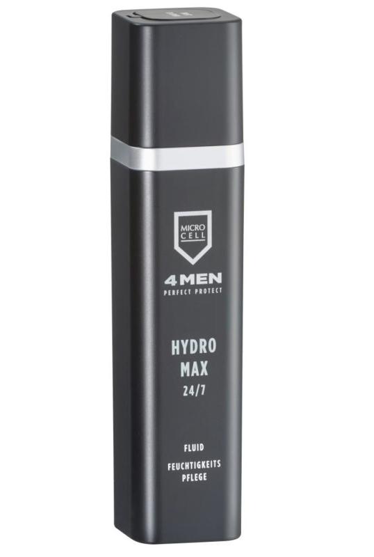MICRO CELL 4 Men Hydro Max 24/7 Feuchtigkeitsfluid
