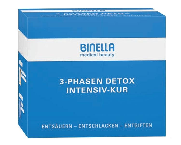 BINELLA 3 - Phasen Detox-Intensiv Kur