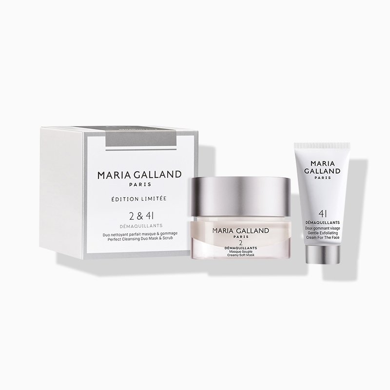 Maria Galland 2 & 41 Duo nettoyant parfait - Perfect Cleansing Duo